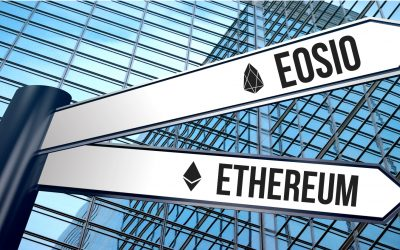 Why our bet is on EOS?
