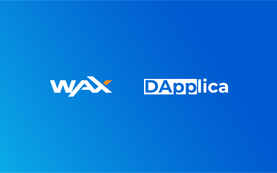 Why WAX needs Dapplica?