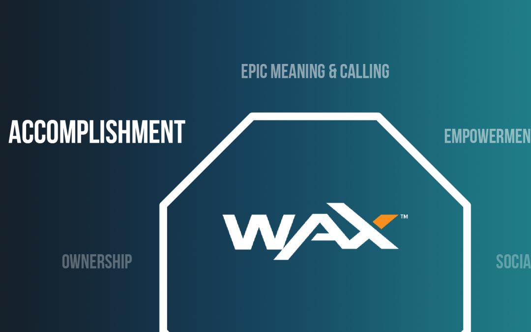 WAX dApps gamification, part 3: Development and Accomplishment